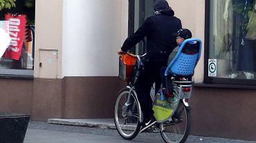 Pierwszy dzień Roweru Miejskiego w Płocku w 2020 r.