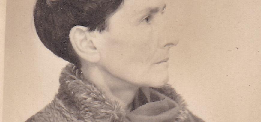 Maria Jarema (fot. Archiwum Aleksandra Filipowicza)
