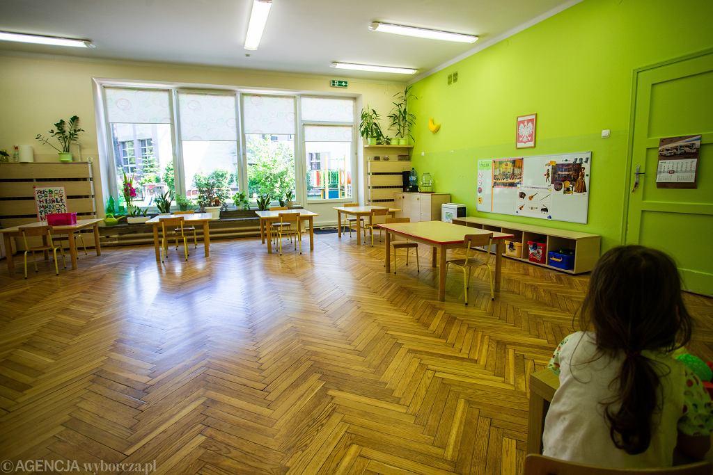 Przedszkola i żłobki zostaną ponownie otwarte. Broniarz: Nauczycielki krytycznie podchodzą do pomysłu rządu