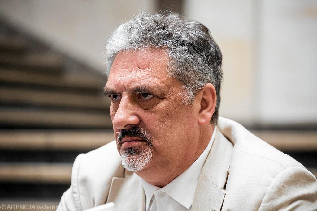 Jerzy Miziołek, dyrektor Muzeum Narodowego