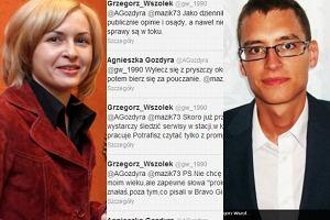 Agnieszka Gozdyra, Grzegorz Wszołek