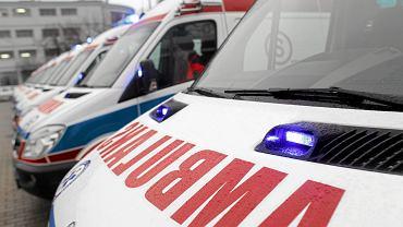 Dyspozytor pogotowia miał odmówić wysłania do policjanta karetki