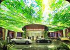 Na środku pustyni zbudują hotel z lasem deszczowym w środku. Pierwszy taki na świecie [ZDJĘCIA]