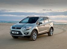 Kupujemy używane: Ford Kuga I kontra VW Tiguan I. Solidne SUV-y z napędem 4x4