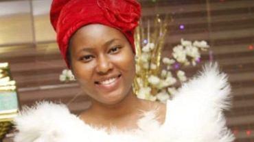 Uwavera Omozuwa, 22-letnia studenta, z z Nigerii.