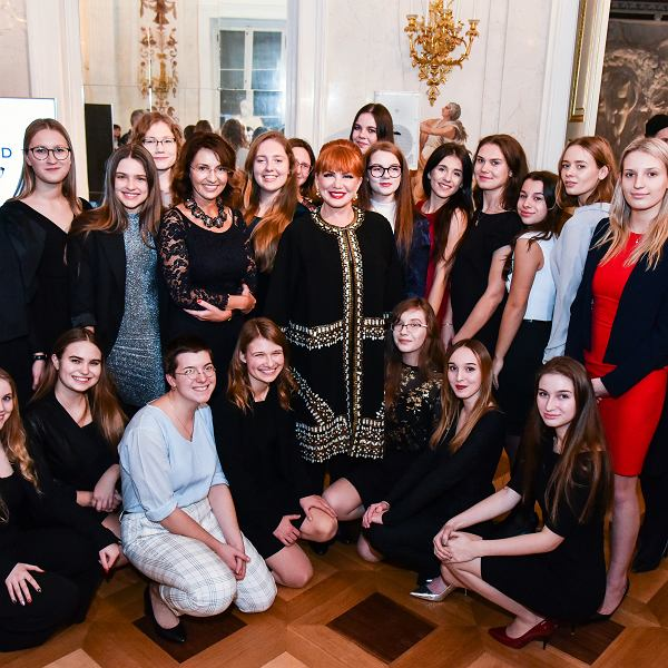 'Jestem liderką' Vital Voice Poland'