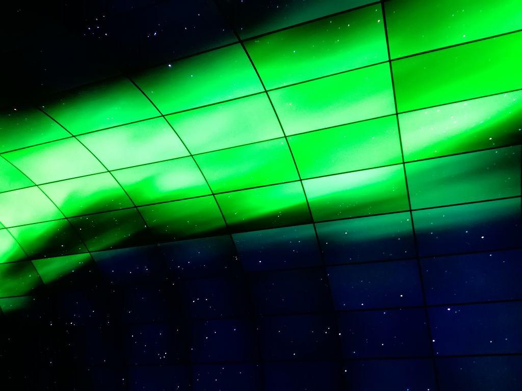 Tunel OLED na IFA 2016