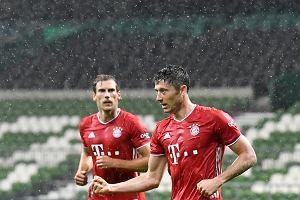 Robert Lewandowski daje Bayernowi 30. tytuł mistrza Niemiec w historii!