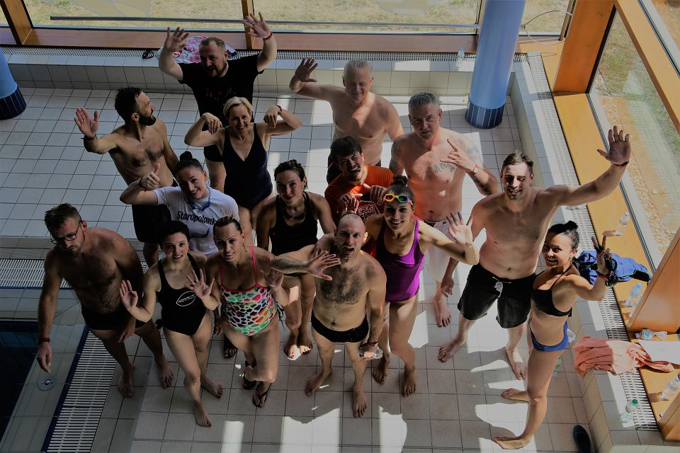 Pierwsze Wrocławskie Mistrzostwa w Pływaniu Pieskiem