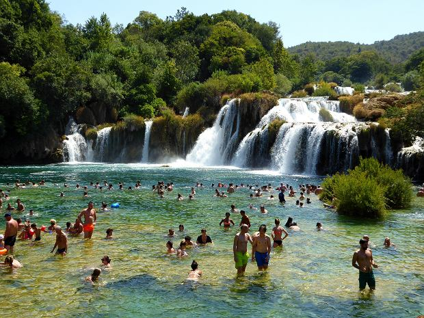 Kolejne ograniczenia w Chorwacji. Nie popływamy już w popularnym parku narodowym