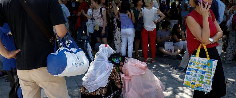 Grecja. Trzęsienie ziemi w pobliżu Aten. Później wstrząsy wtórne