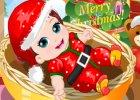 Ubieranka: noworoczne dziecko