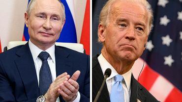 Spotkanie Putina i Bidena już w czerwcu