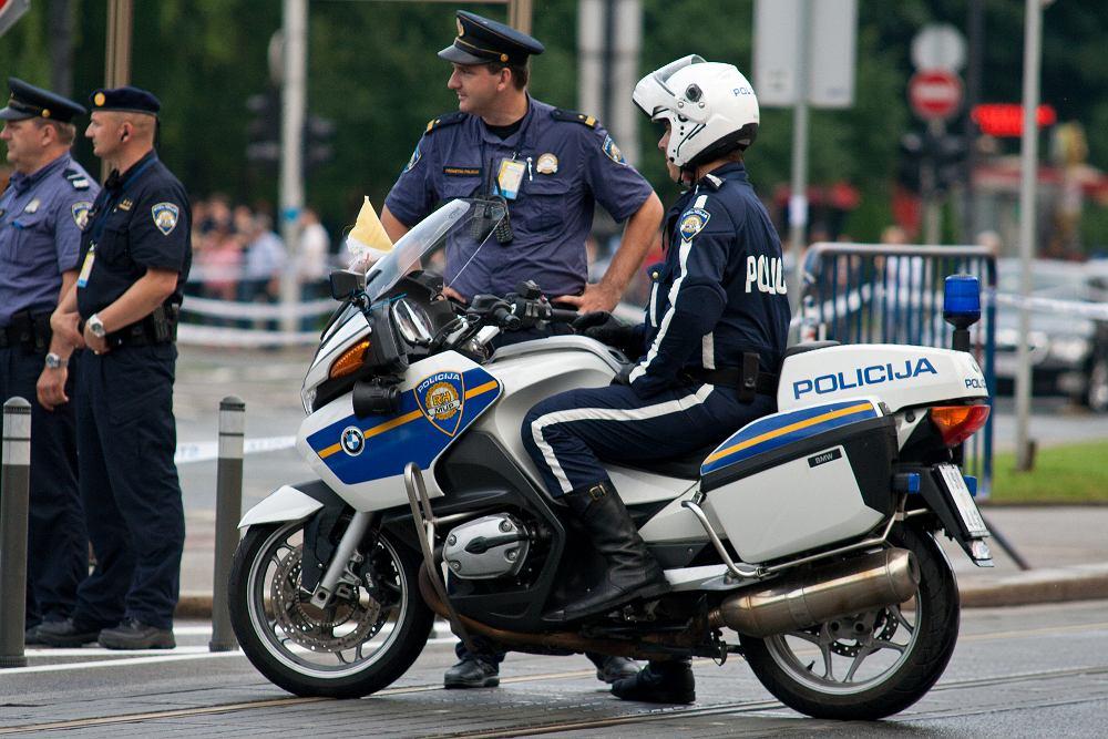 Strzelanina w stolicy Chorwacji. Mężczyzna zabił sześć osób. Był zazdrosny o byłą żonę (zdjęcie ilustracyjne)