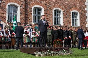 Jeszcze jedna osoba wpłaciła 900 zł w związku z wizytą prezydenta Dudy w Szczecinku