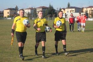 Arbitrzy z WS Radom poprowadzą mecze w III i IV lidze