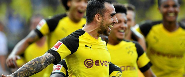 Bundesliga. Paco Alcacer zostaje w Borussii Dortmund