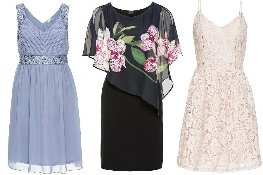 Eleganckie sukienki ciążowe na wesele