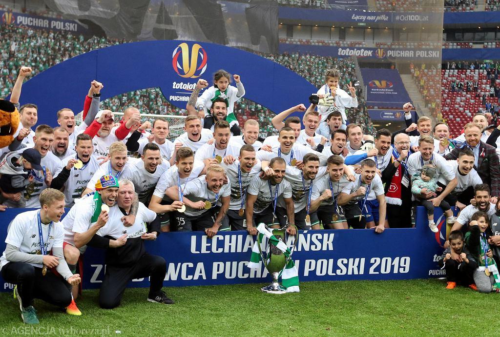 Losowanie Pucharu Polski odbędzie się 20 sierpnia