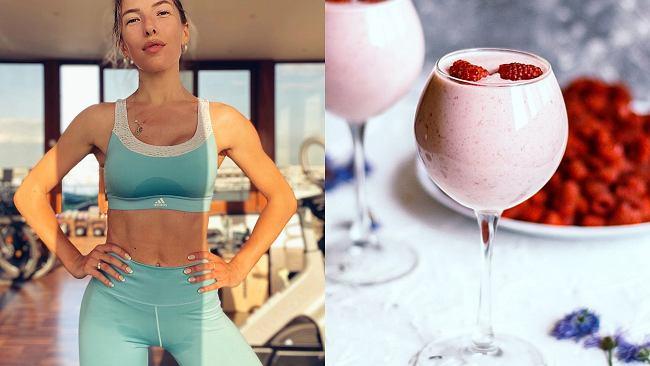 Idealna letnia przekąska w wersji fit? Ewa Chodakowska poleca zdrowe koktajle