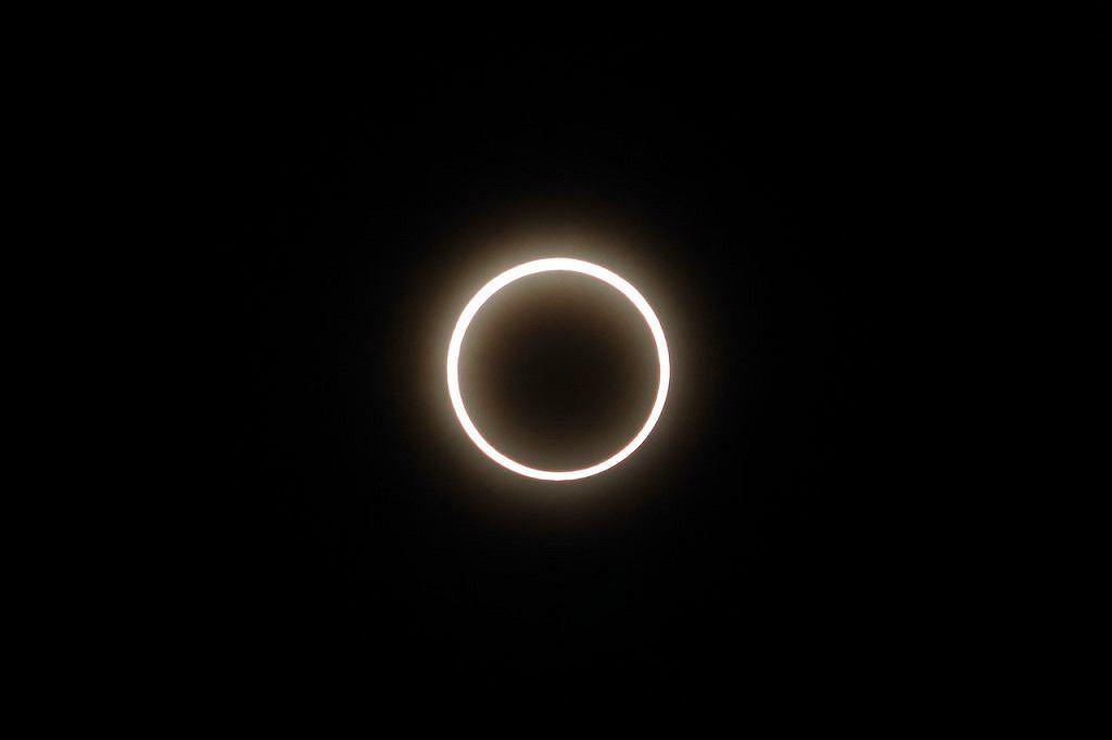 Zaćmienie Słóńca - zdjęcie ilustracyjne