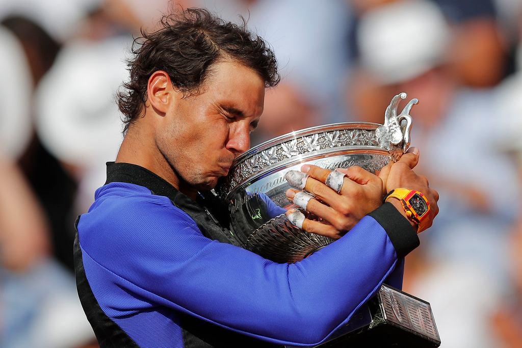 Finał Roland Garros 2017