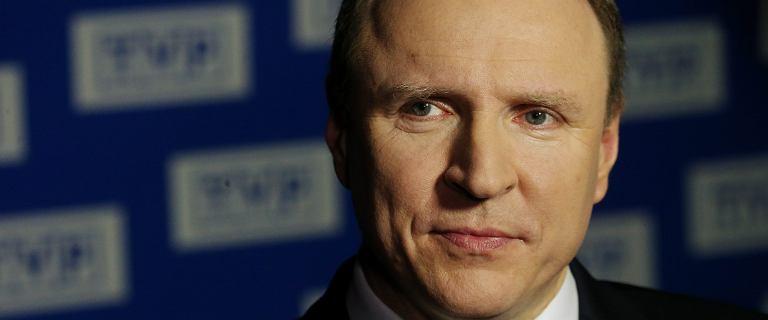 Jacek Kurski walczy o stanowisko prezesa TVP. Ma nieoczekiwanego konkuretna