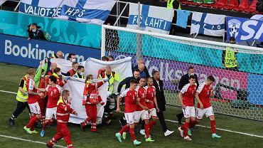 UEFA dała Duńczykom propozycję - walkowera.