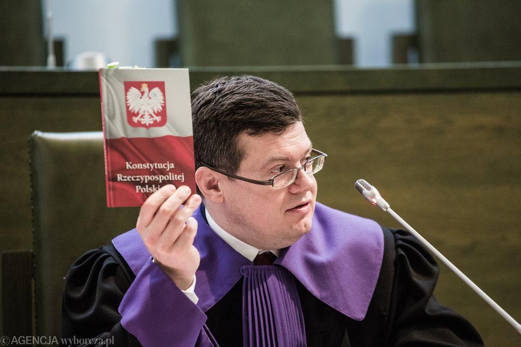 Sędzia Krystian Markiewicz