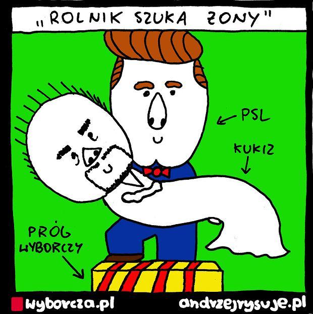 Andrzej Rysuje | ROLNIK - Andrzej Rysuje | 26 sierpnia 2019 -