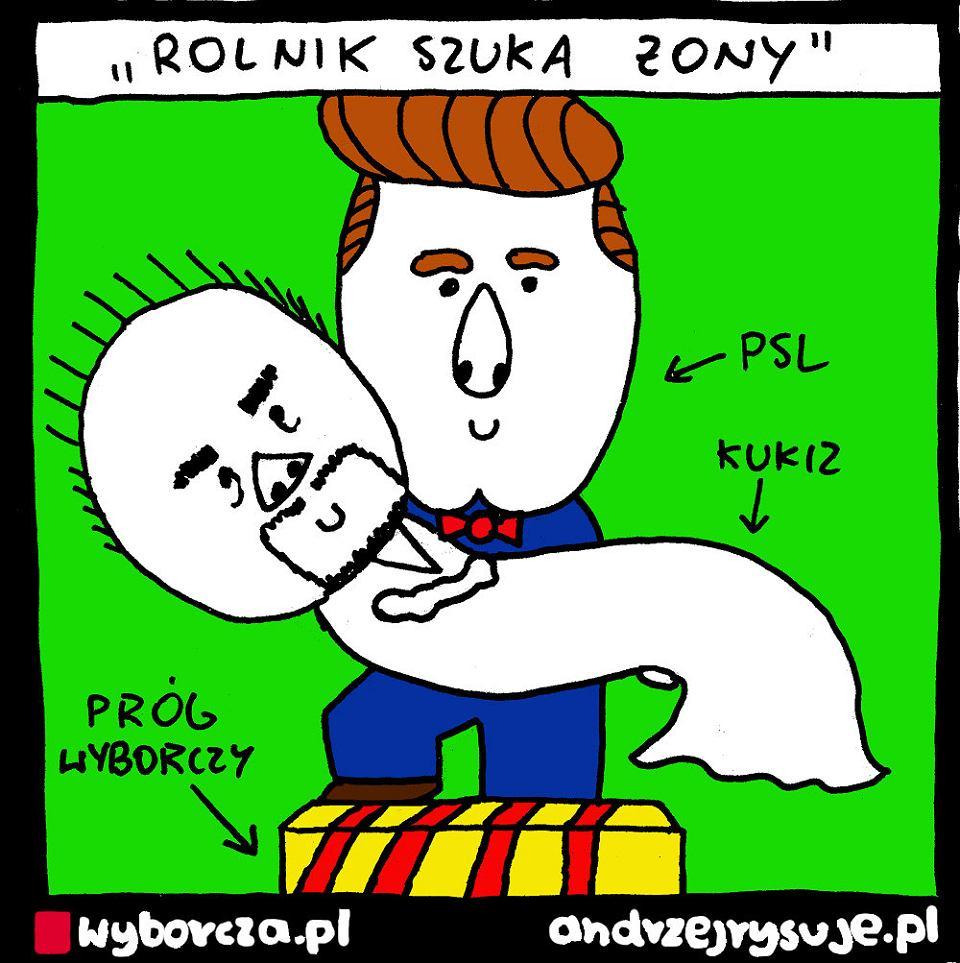 Andrzej Rysuje   ROLNIK - Andrzej Rysuje   26 sierpnia 2019 - null