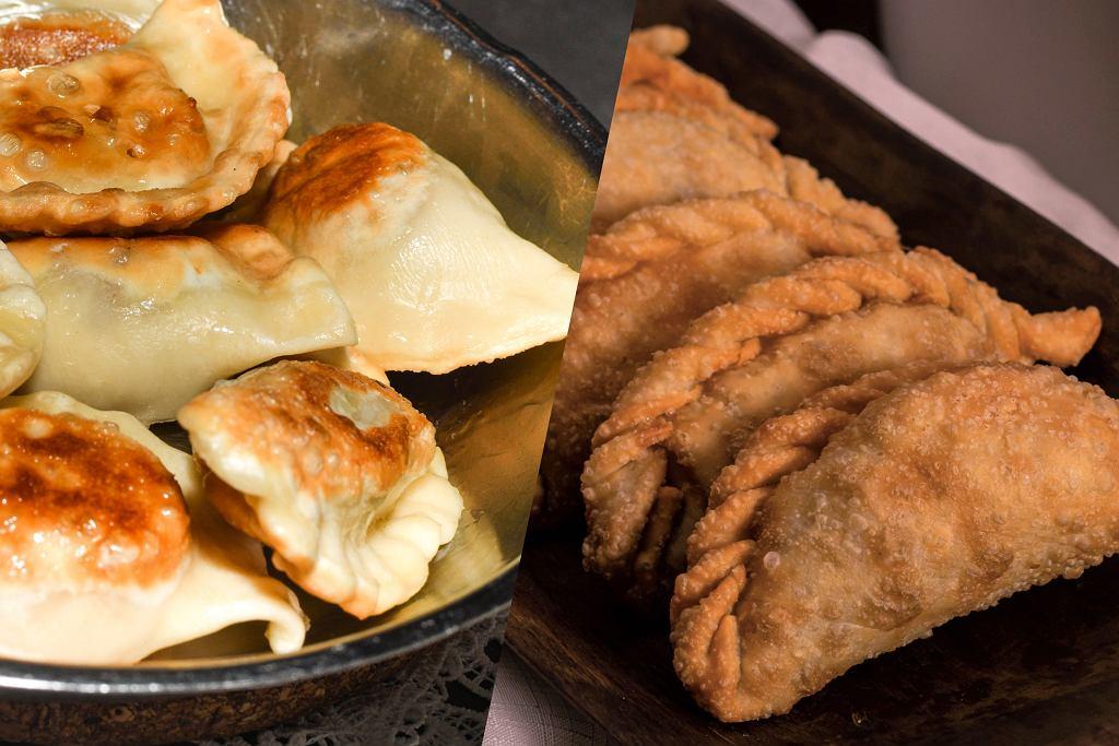 Starcie z Hiszpanią może być trudne, ale szanse kulinarne wyrównane! Pierogi czy empanadas?