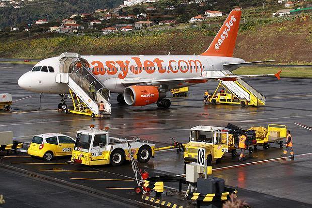 Na Maderę można łatwo dolecieć brytyjskimi liniami Easy Jet / fot. CC BY 2.0 Ben Salter /Flixkr.com