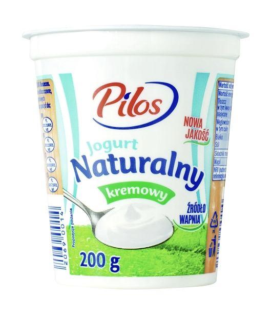PILOS jogurt naturalny