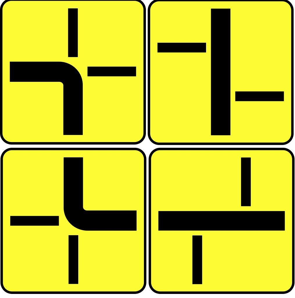Przykładowe znaki T-6