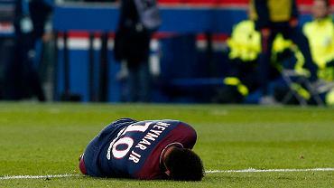 Kontuzja Neymara