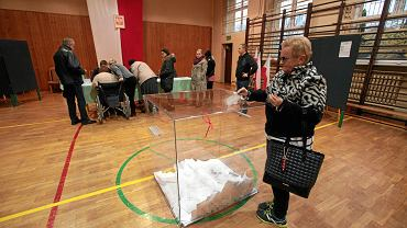 Wybory samorządowe 2018, druga tura w Kielcach, obwodowa komisja nr 14