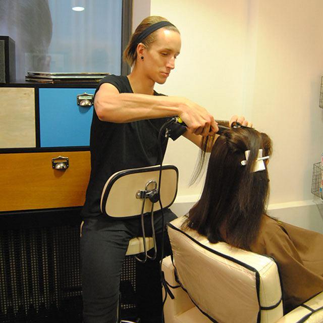Testujemy: prostowanie włosów keratyną