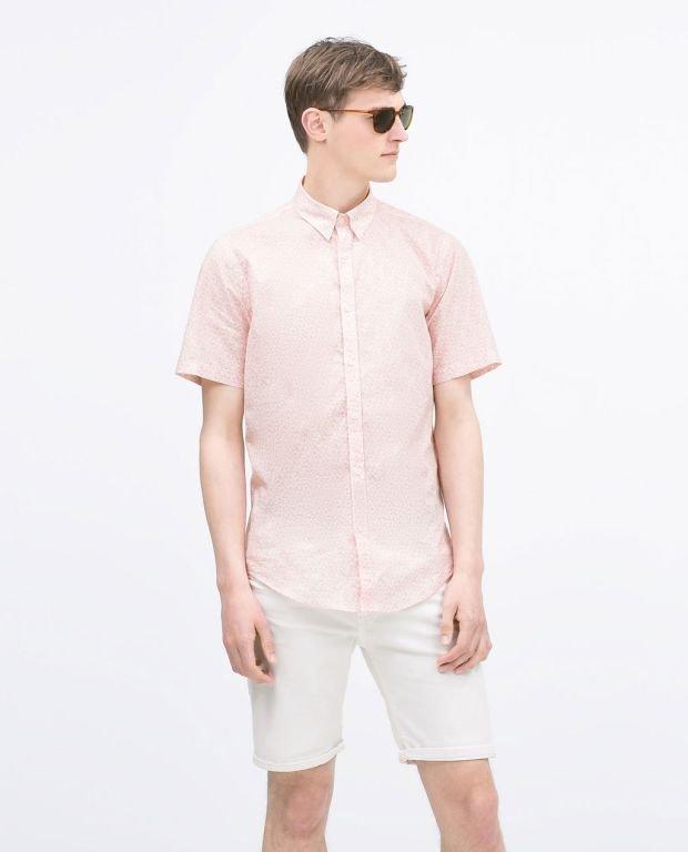 Koszula z kolekcji Zara. Cena: 119 zł