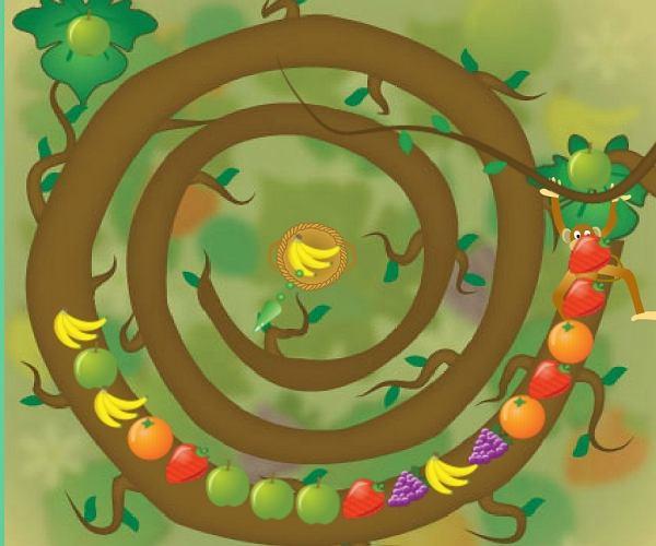 Zbijamy owoce!