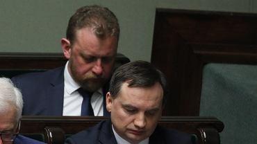 Łukasz Szumowski, Zbigniew Ziobro