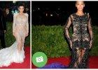 Kim Kardashian na Met Gala 2015 - czy kogoś Wam przypomina?