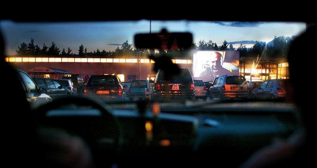 Kino Letnie Warszawa