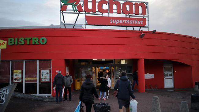 Auchan wprowadzi godziny ciszy we wszystkich sklepach. Jeszcze w sierpniu