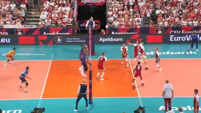Hiszpania bezradna, ale czy to dziwne, gdy Polacy grają takie akcje?!