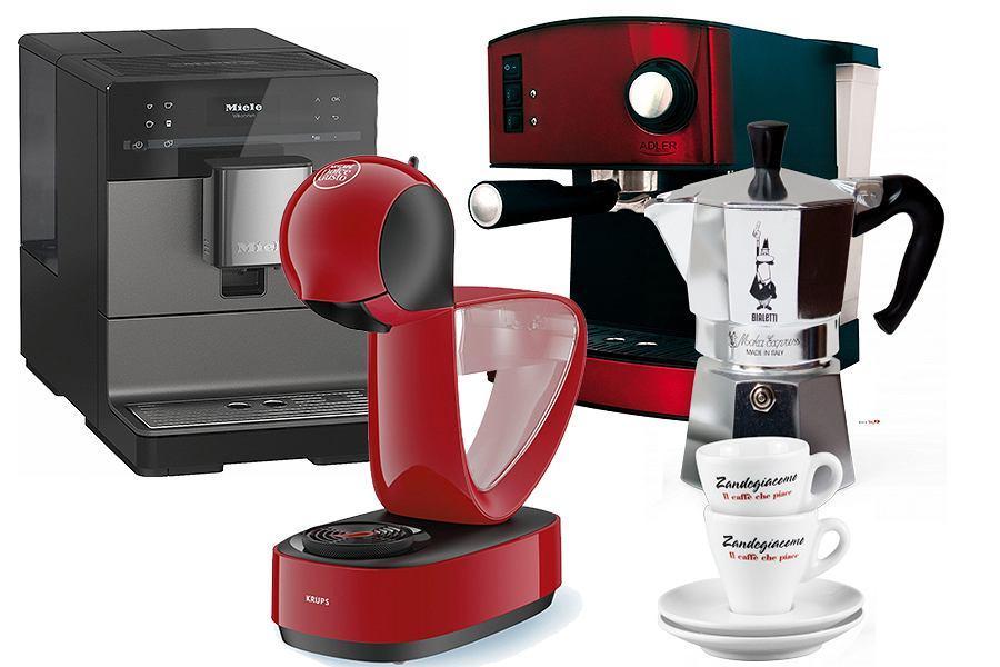 Jaki ekspres ciśnieniowy do kawy - nasze typy
