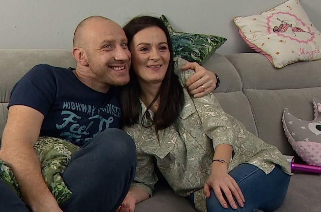 Sandra i Krzysztof Zagrodnik