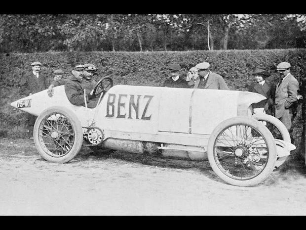 200HP Benz No 1