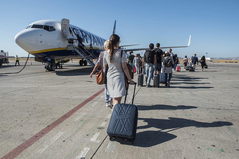 Ryanair to irlandzkie tanie linie