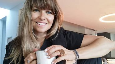 Anna Lewandowska  śmieciowym jedzeniu